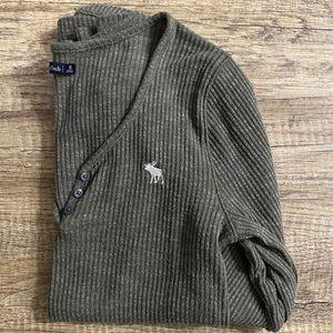 Super Soft Abercrombie & Fitch Henley